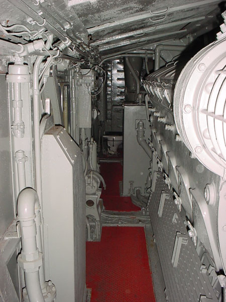 The Engine Room Design: EMD 567 Engine In The 21st Century