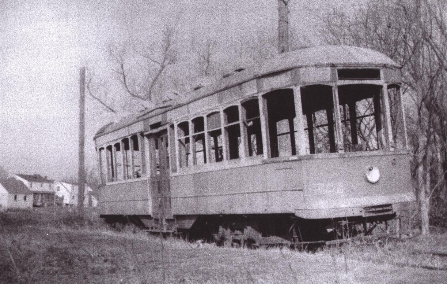 650 at Shore Line Trolley